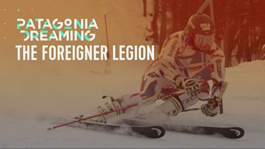 El equipo francés de esquí viaja a la Patagonia para forjar nuevos lazos