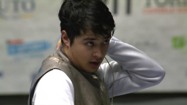 Massialas defeats Hyogon to reach the Fencing Torino Grand Prix final