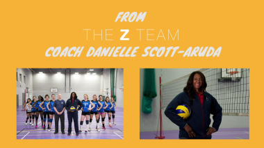 Top-10 Tips Volleyball - Danielle Scott-Arruda