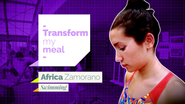África Zamorano Cooks with Chef Miquel Aldana