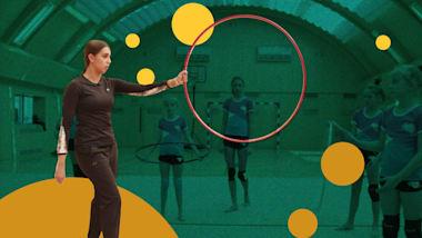 Consigli sulla ginnastica con la medaglia d'oro russa Margarita Mamun