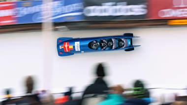 Bobsleigh quatro pessoas (M) 1 - Corrida 2 | Copa do Mundo IBSF – Winterberg