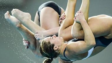 Команды, финал, микст | Прыжки в воду - Универсиада - Неаполь