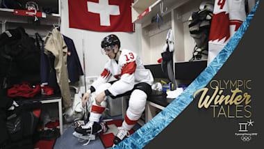 아이스하키: 팀 스위스 남자