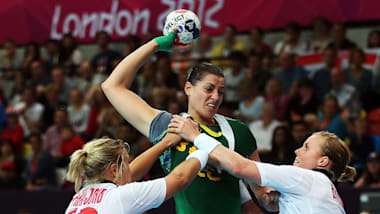 Handball's rising country is from… South America!