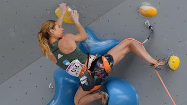 Boulder Women Final | IFSC World Championships -Innsbruck