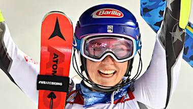Triple Olympic champion Schneider: