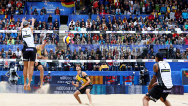 Men's Semifinals | FIVB World Tour - Gstaad