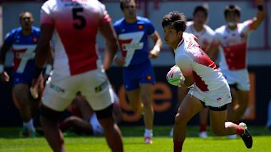 ワールドラグビーセブンズシリーズ・パリ2日目:日本はコアチームから降格、15位でシーズンを終える