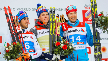 ノルディックスキー世界選手権、宮沢大志がスプリント準々決勝敗退で27位