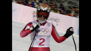 REVIVIENDO: Picabo Street gana el oro del Super-G alpino en Nagano