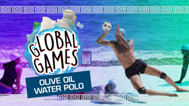 Pallanuoto all'olio di oliva