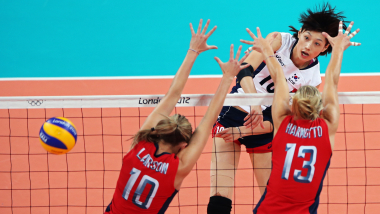 Guide sportif : Le volleyball
