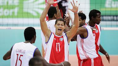 CUB - MEX | Torneo de Clasificación Olímpica masculina de FIVB - SPb