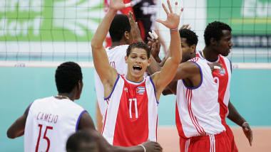 CUB vs MEX | FIVB Olympisches Qualifikationsturnier Herren - Sankt Petersburg