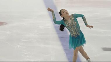 【動画】オータムクラシックインターナショナル|女子フリーでも首位の紀平梨花が今季初戦で優勝!