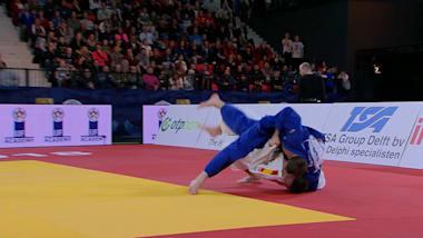 Куколь побеждает Шеразадишвили на Гран-при в Нидерландах