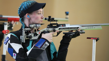 Women's 50m Rifle 3 Positions Final| ISSF World Cup Rifle / Pistol - Munich