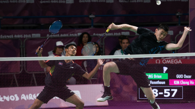 Finale Relais par Équipes - Badminton | JOJ Buenos Aires 2018