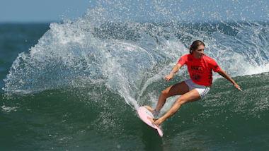 吉尔摩对于东京奥运冲浪首秀迫不及待