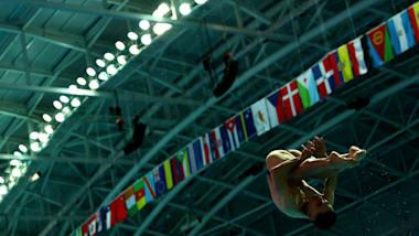 男子3米板决赛   跳水 - FINA 世锦赛 - 光州