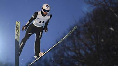 スキージャンプW杯男子個人第20戦、小林陵侑が2位で2戦ぶり表彰台...ストッフが2連勝