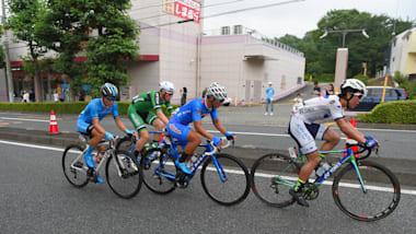 READY STEADY TOKYO -自転車競技(ロード) 中間地点 フォトギャラリー