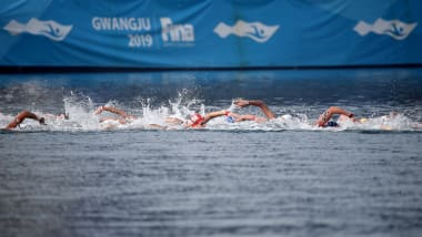 FINA World Championships Day 3 - the best photos