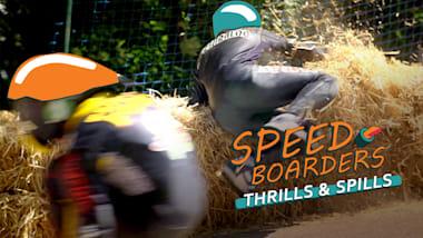 Thrills & Spills – Downhill Skateboarding