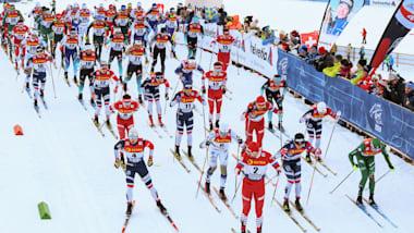 Sprint par Équipes 2x7,5km - 2e jour | Coupe du Monde FIS - Val di Fiemme