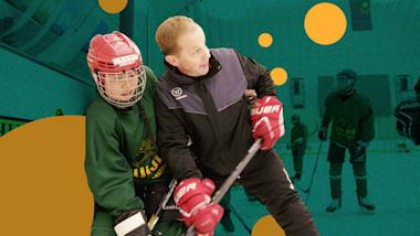Consejos sobre hockey sobre hielo con la leyenda olímpica Rexi Ruotsalainen