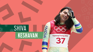 Shiva Keshavan: My PyeongChang Highlights