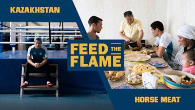 ¿Es la carne de caballo el ingrediente secreto del éxito kazako en el boxeo?