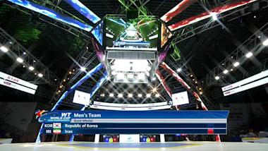 2019 우시 WT 월드컵 팀 챔피언십 남자 단체 결승 한국 vs 이란