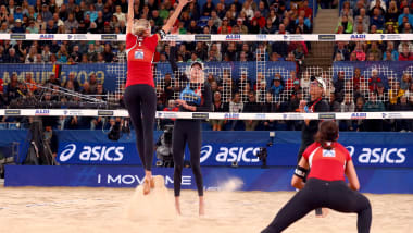 Demi-finales (F) | FIVB World Tour - Gstaad