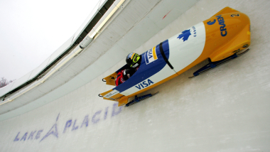 Two-Man Bobsled - Run 1 | IBSF Bobsleigh & Skeleton World Cup - Lake Placid
