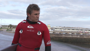 Meet Big Wave Surfer: Jamie Mitchell