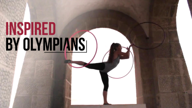 Compilation de Gymnastiques Rythmiques I Inspired by Olympians