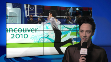 Prends le Micro : Johnny Weir