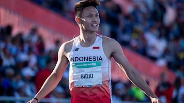 Men's 100m Final Run - Athletics | Buenos Aires 2018 YOG