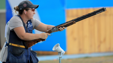 Women's Skeet Final | ISSF World Cup Shotgun - Changwon
