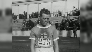 Paavo Nurmi - The ''Flying Finn'' at the Olympic Games