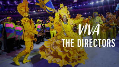 Meet the three creative directors of the Rio 2016 Opening Ceremony
