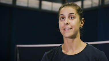 Exclusivo! Carolina Marin anuncia data de retorno