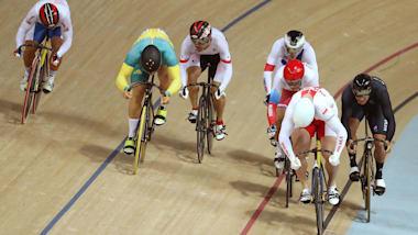最大時速70km/hを超える自転車トラック競技、個人からチームによる白熱の6種目を解説!