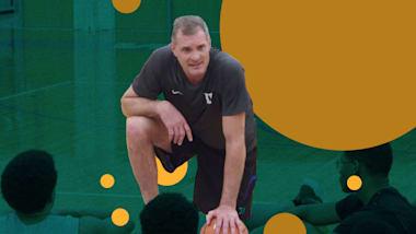 Consigli sul basket con l'ex stella NBA Christian Laettner