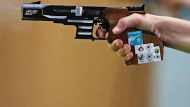 Finale Pistola Autom. 25m U | Coppa del Mondo Carabina/Pistola ISSF - Rio