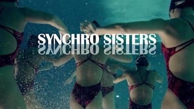 Wie Synchronschwimmerinnen auch Zeit für Schule und soziales Leben haben