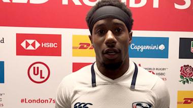 ラグビーアメリカ代表が東京2020出場を決定、アイルズとトンプソンが喜びを語る