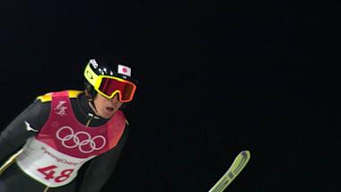 Trampolín largo 10km, saltos de esquí - Combinada nórdica | PyeongChang '18